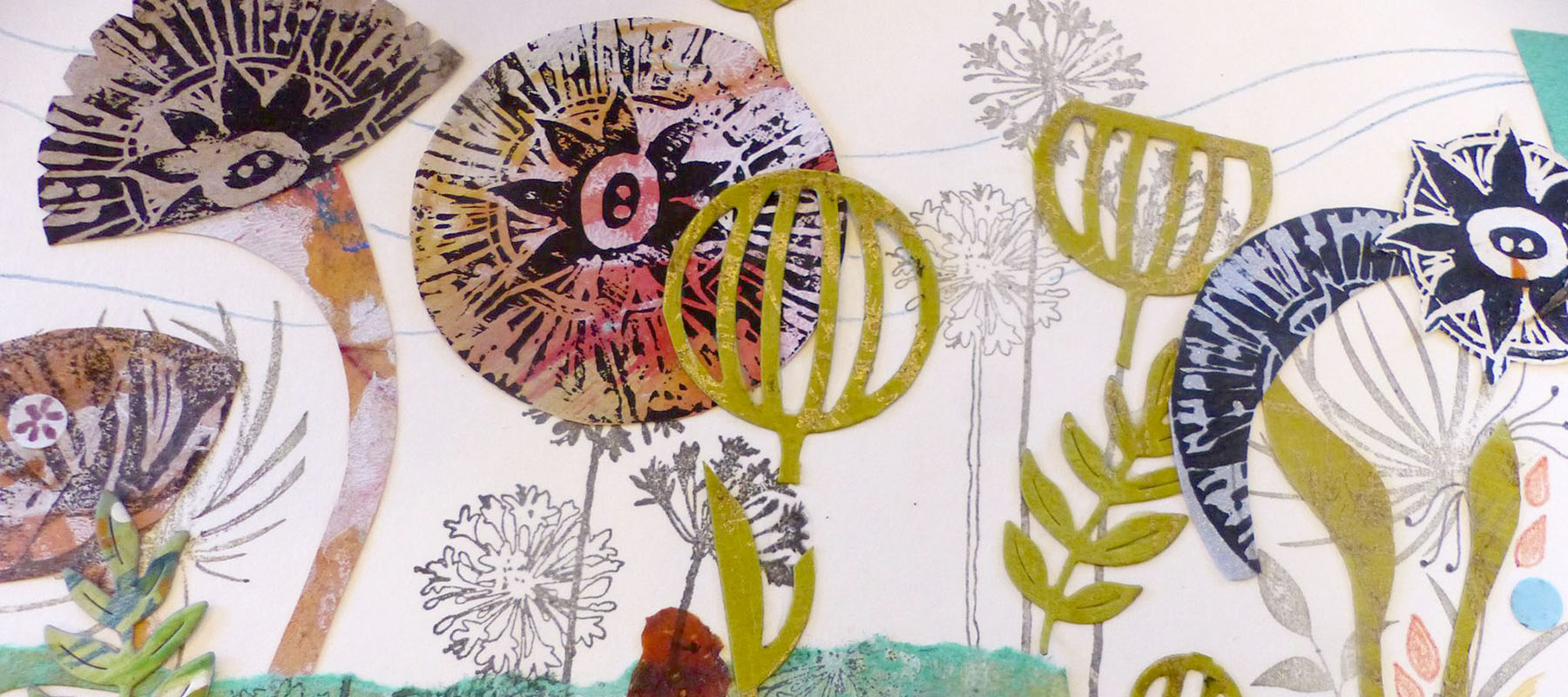 Jane Harlington Art Blue Pig Studio